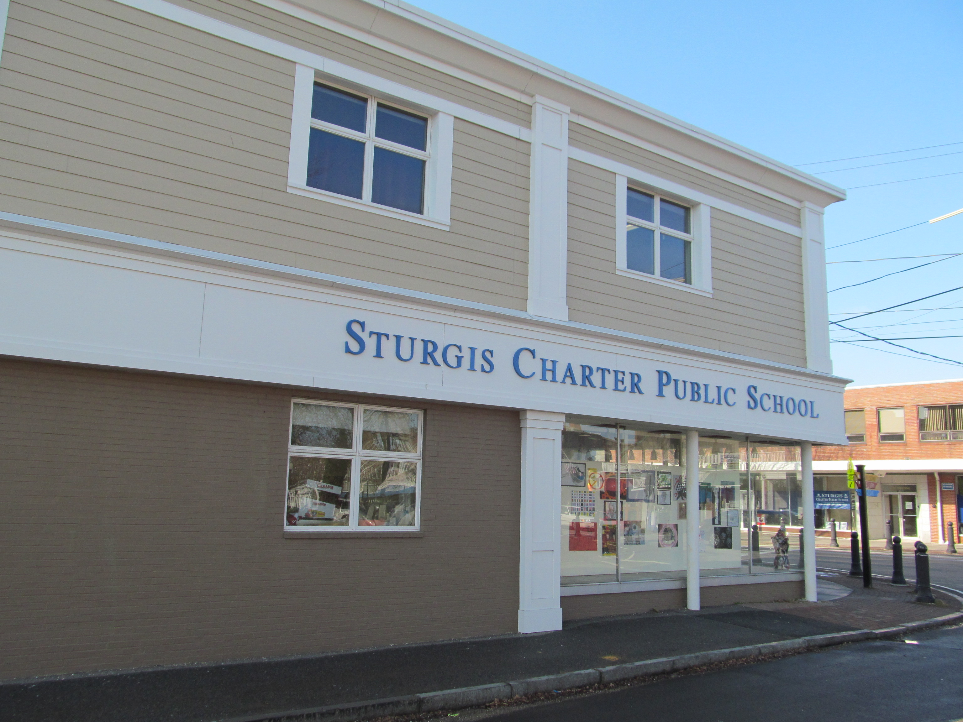 Description Sturgis Charter Public School, Hyannis MA.jpg