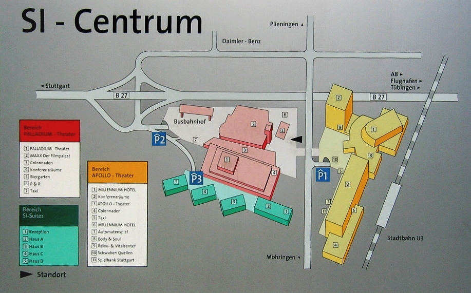 Ci Center Stuttgart