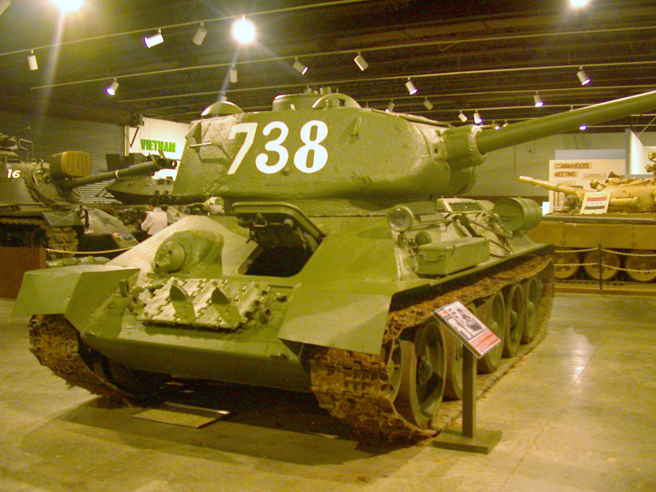 T-34-85_in_the_Patton_Museum_of_Cavalry_