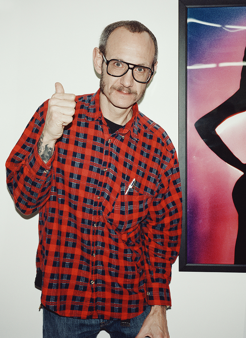 The 53-year old son of father Bob Richardson and mother Annie Lomax Terry Richardson in 2018 photo. Terry Richardson earned a  million dollar salary - leaving the net worth at 5 million in 2018