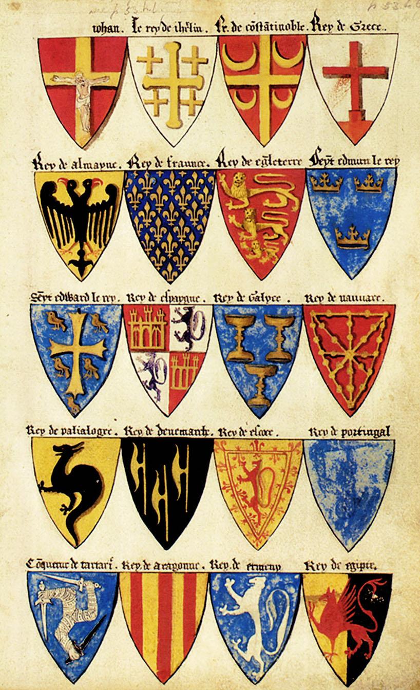Armorial of Europe - Wikipedia