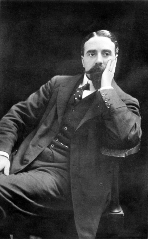 Conductor, Sir Thomas Beecham in 1910