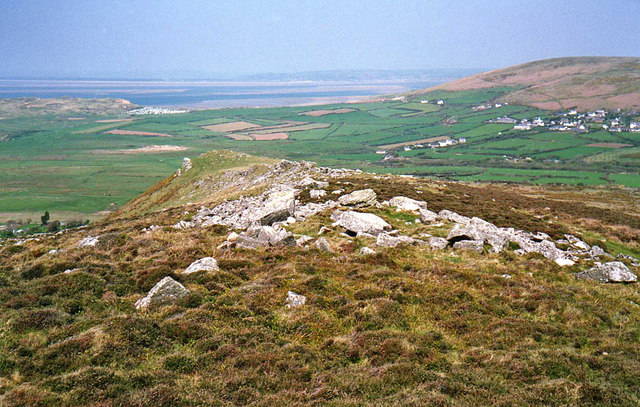 Top of Rhossili Down - geograph.org.uk - 1379952