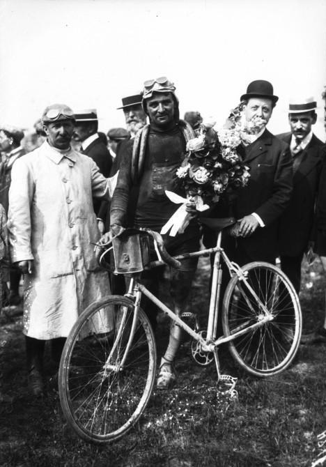 François Faber 1909