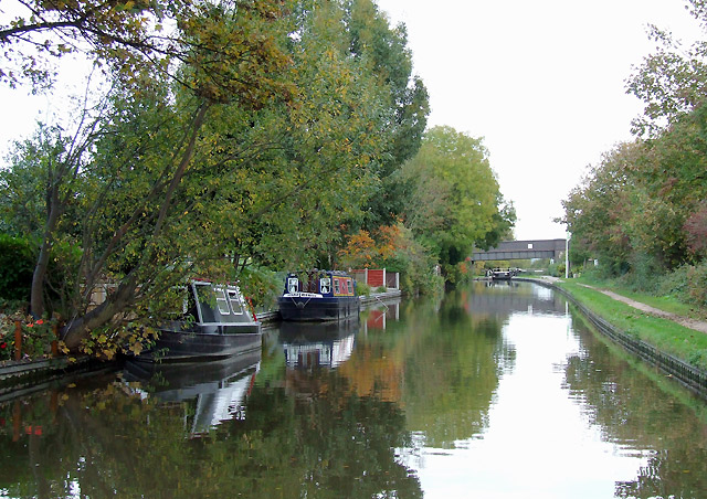 Trent and Mersey Canal, Burton-upon-Trent - geograph.org.uk - 1583408