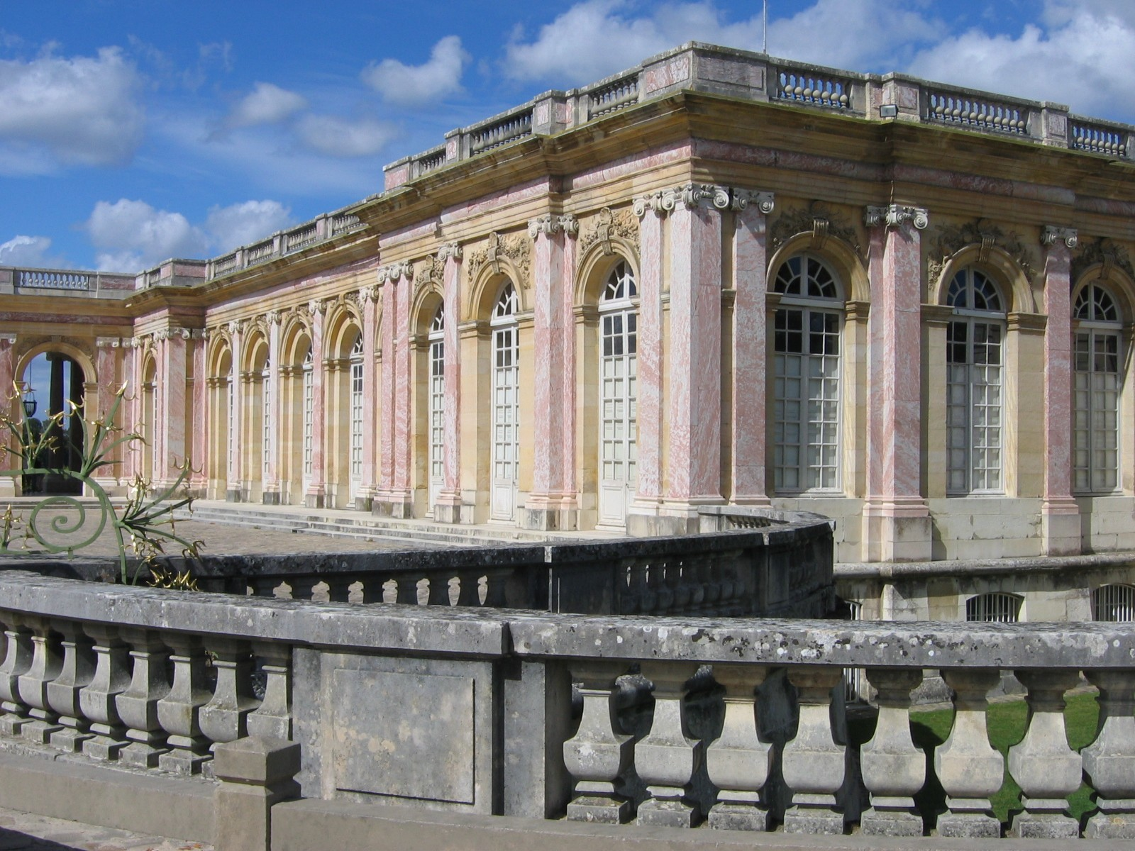 The Palace of Trianon