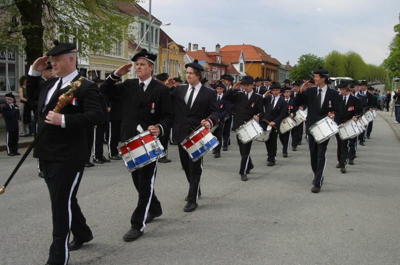 Trommeslager i buekorps u2013 Wikipedia
