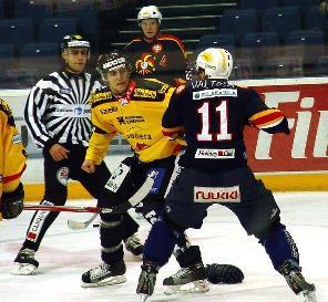 Nikos Tselios American ice hockey player