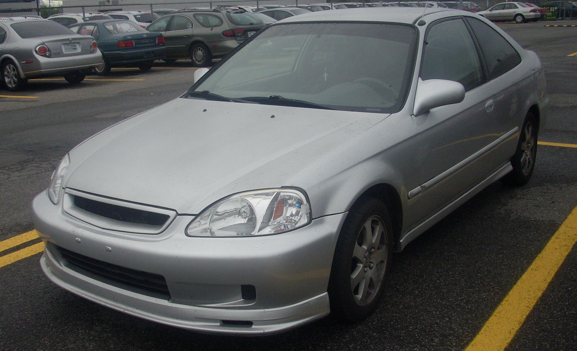 99 Civic Sedan: File:Tuned '99-'00 Honda Civic Coupe.JPG