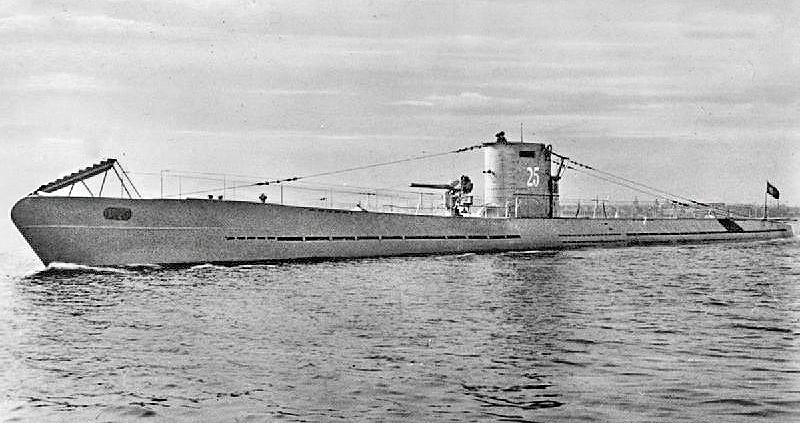 U-25 (1936)