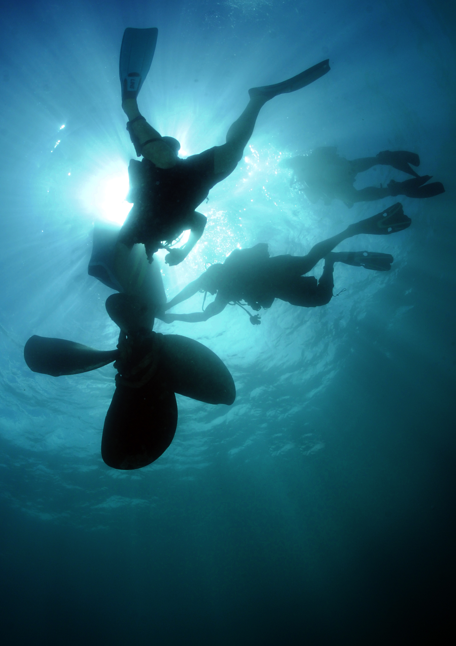 File:US Navy 110608-N-XD935-412 Divers use a lift bag ...