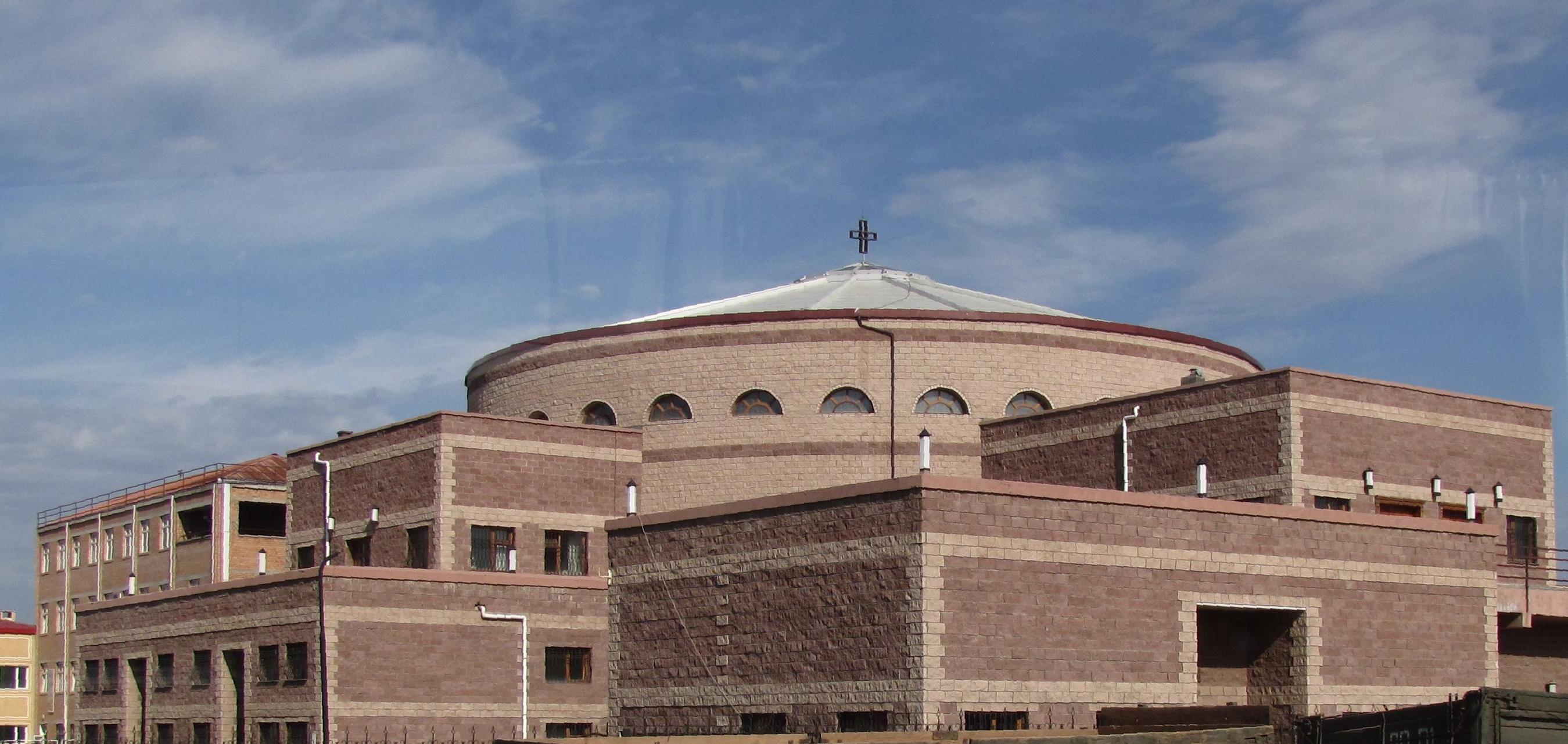 A Prefeitura Apostólica de Ulã Bator
