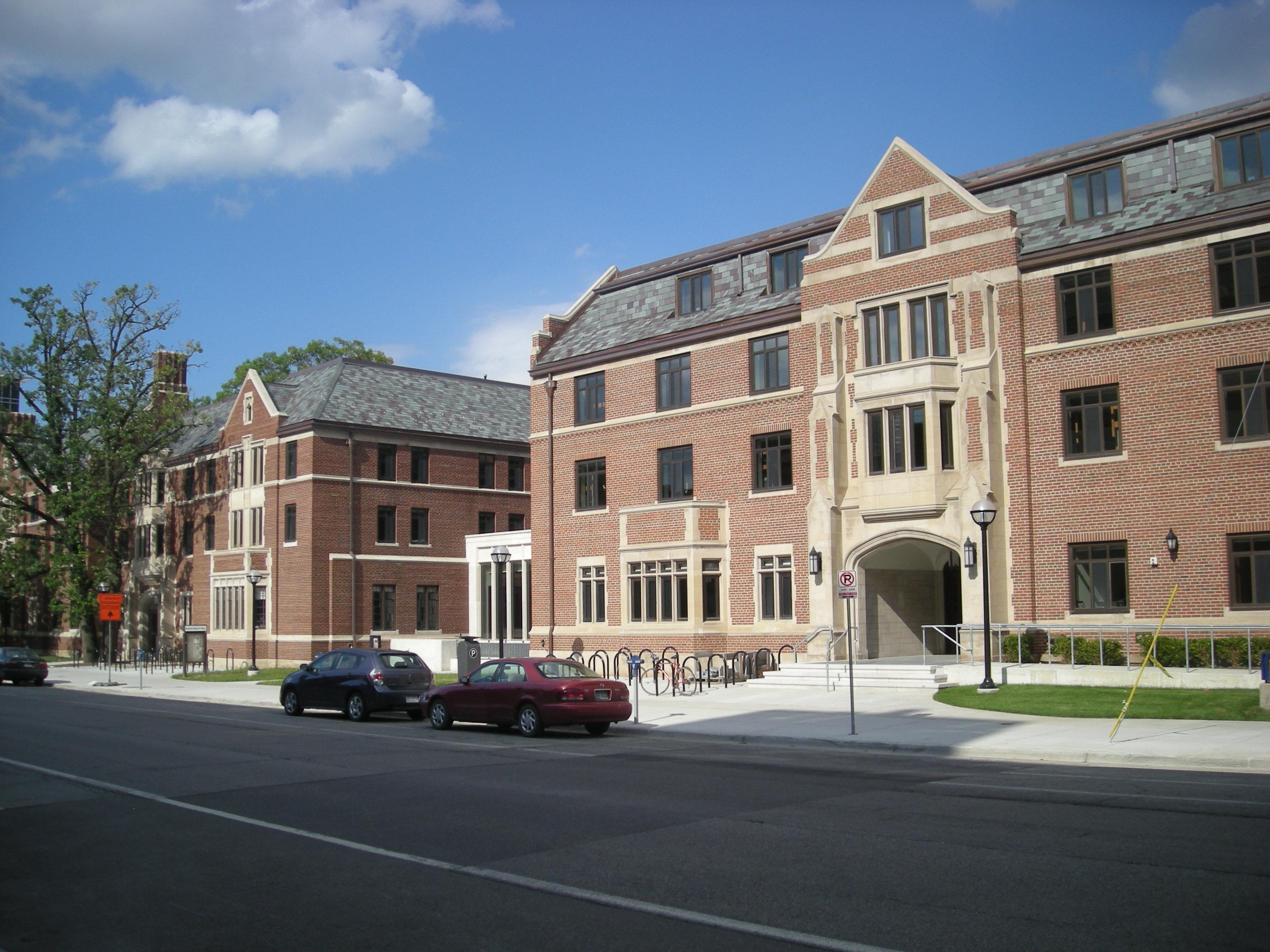 University of michigan dating scene
