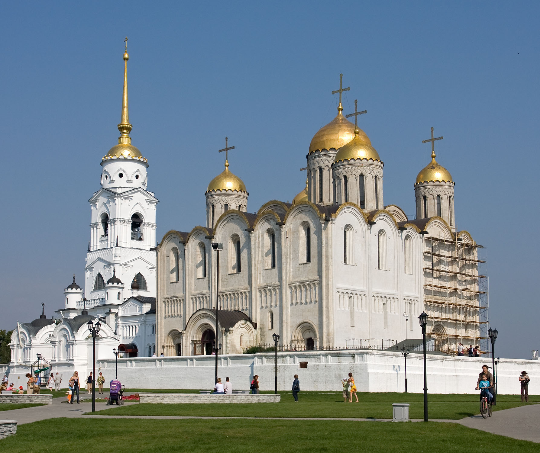 Golden Ring Russia Bus Tours