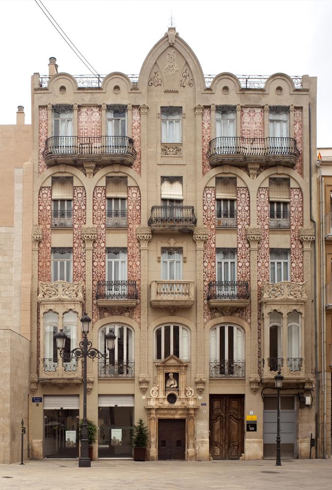 Resultado de imagen de museo de la ciudad valencia