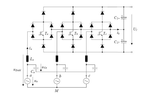 Single Phase AC Converters for Induction Heating Application