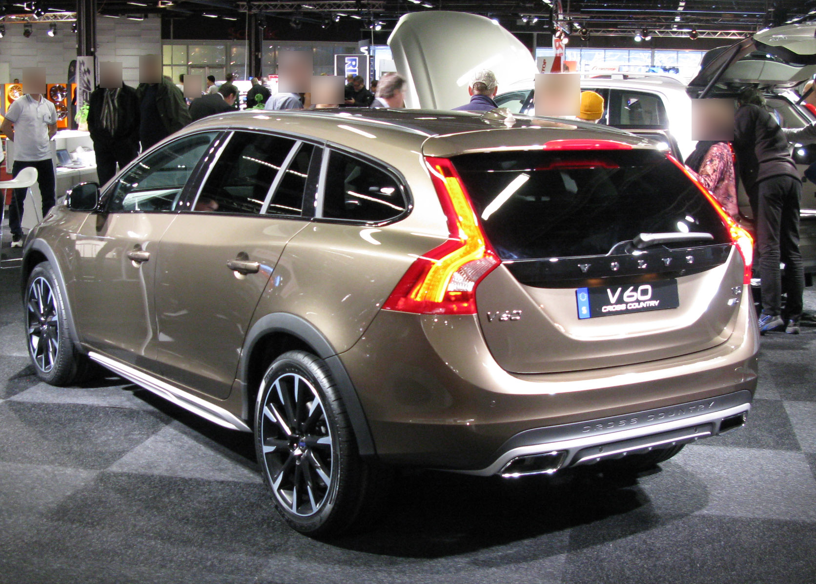file volvo s60 cross country wikimedia commons. Black Bedroom Furniture Sets. Home Design Ideas