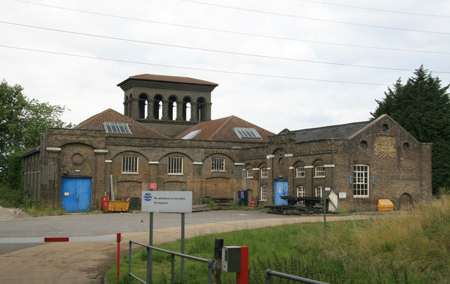 Walthamstow Coppermill - geograph.org.uk - 1364697