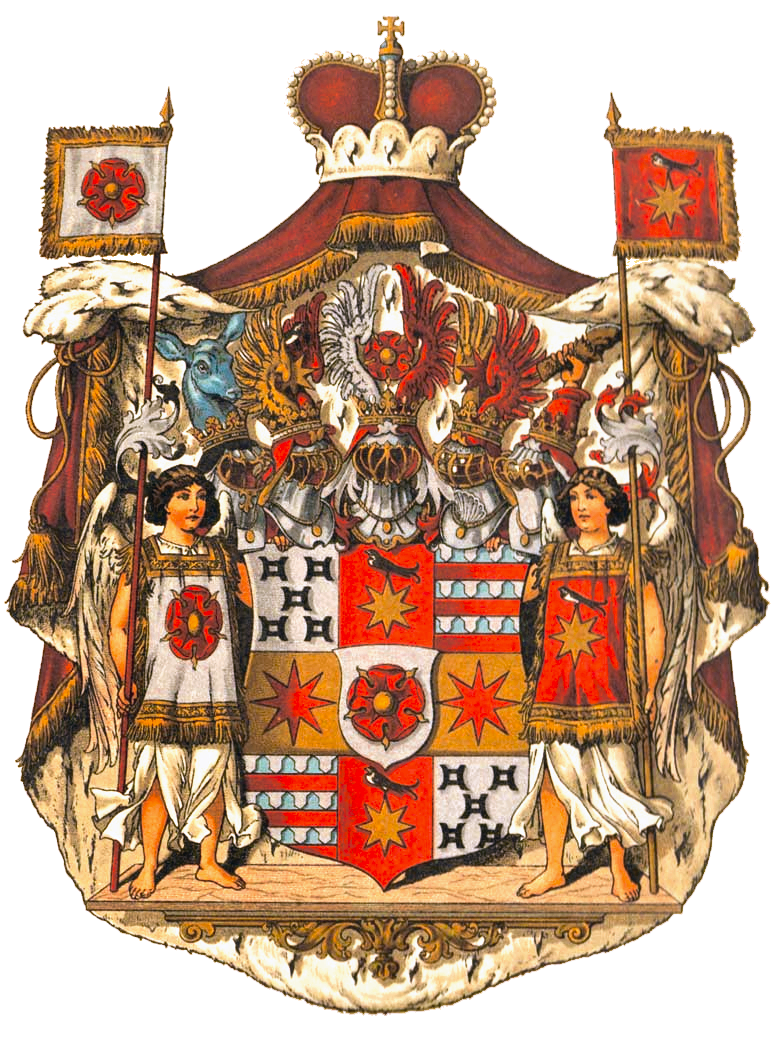 Depiction of Casa de Lippe