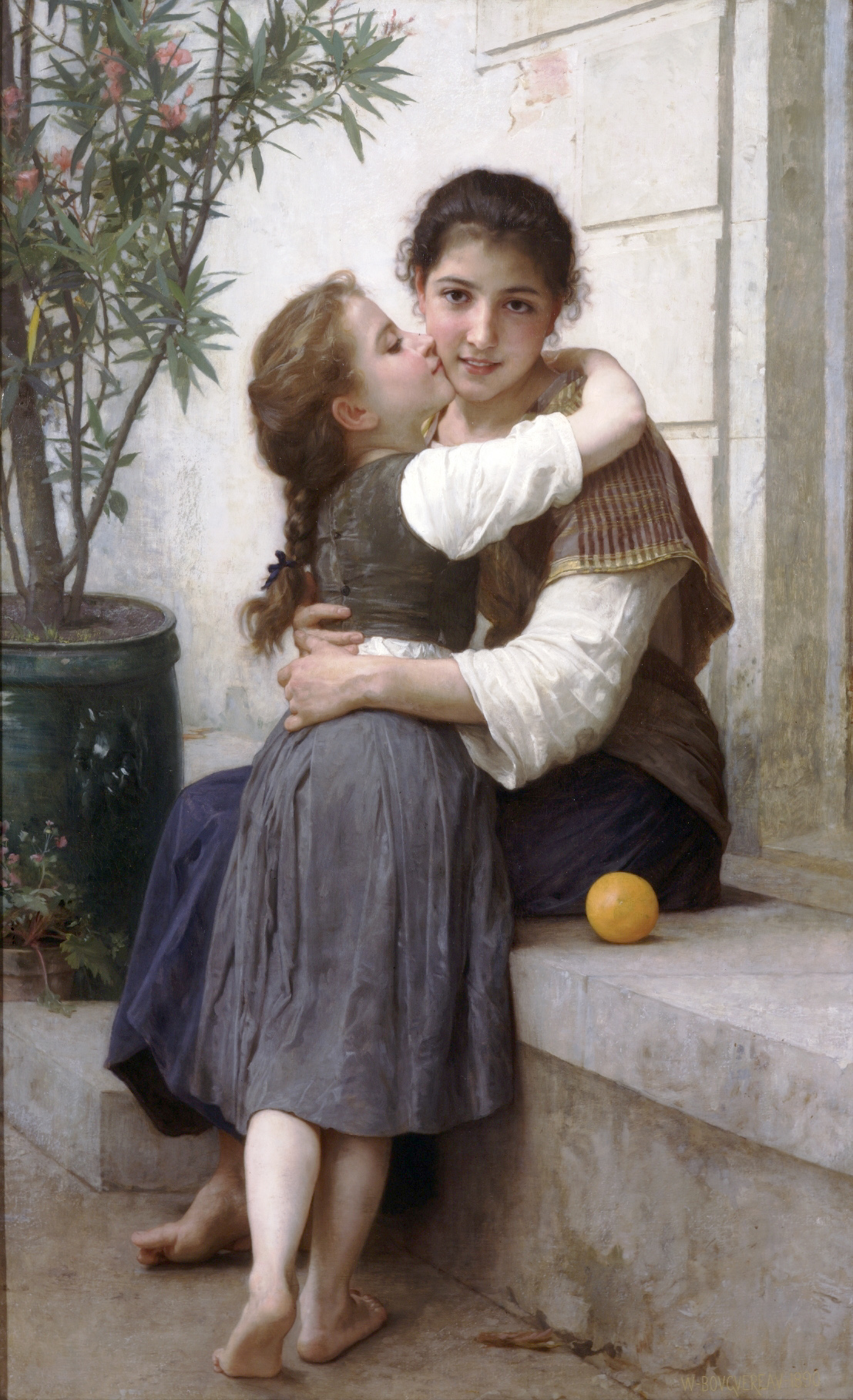 File william adolphe bouguereau 1825 1905 a little for 1825 2