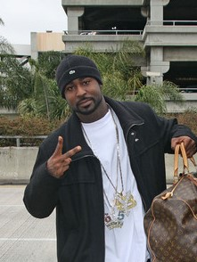 Young Buck American rapper from Tennessee; member of G-Unit