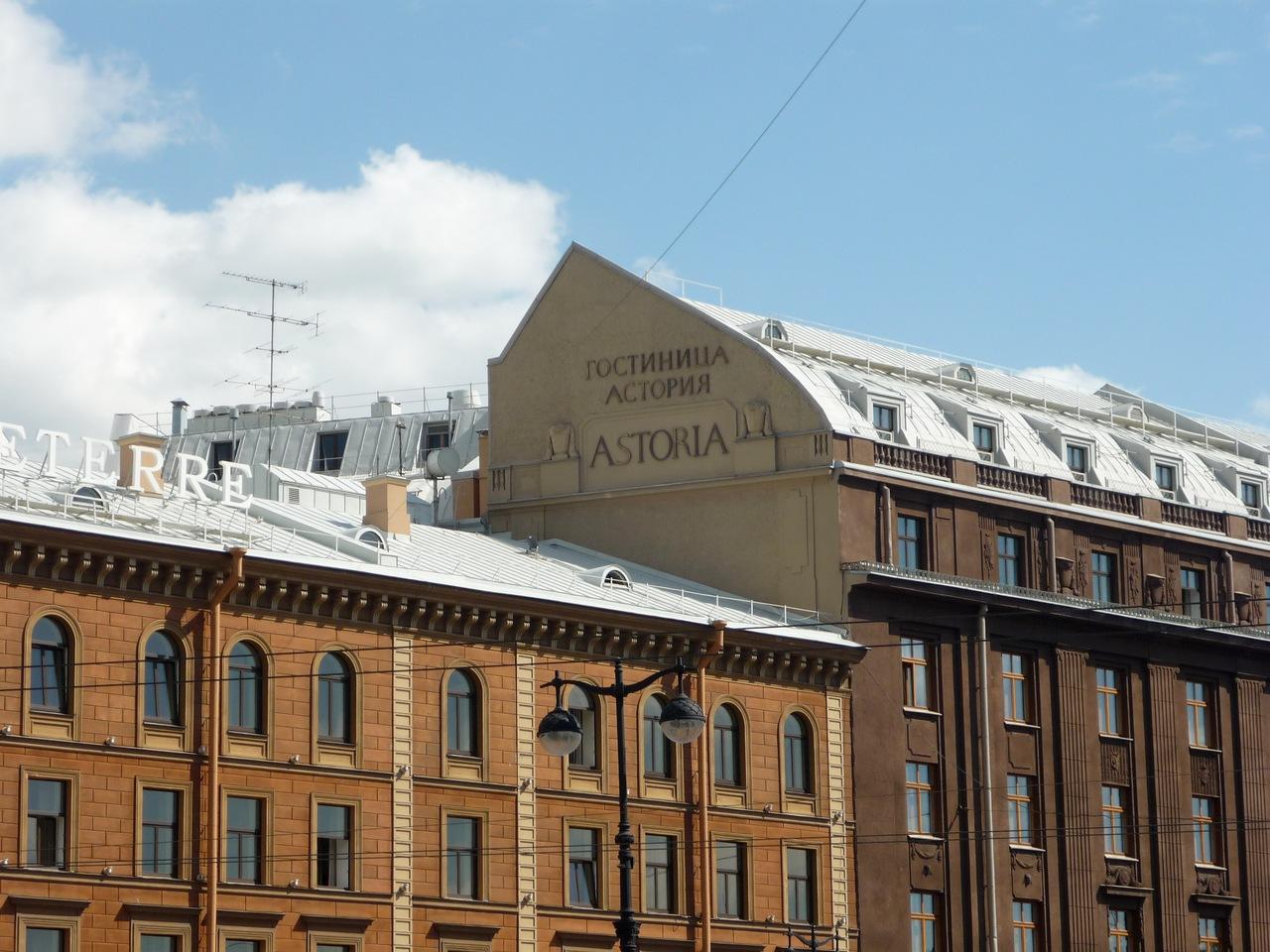 Astoria hotel / Астория отель 5* (Санкт-Петербург,Россия) описание ...   960x1280