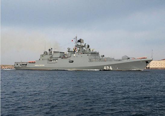 """""""Григорович у берегов Сирии"""": начнет ли Россия морскую бойню с США?"""