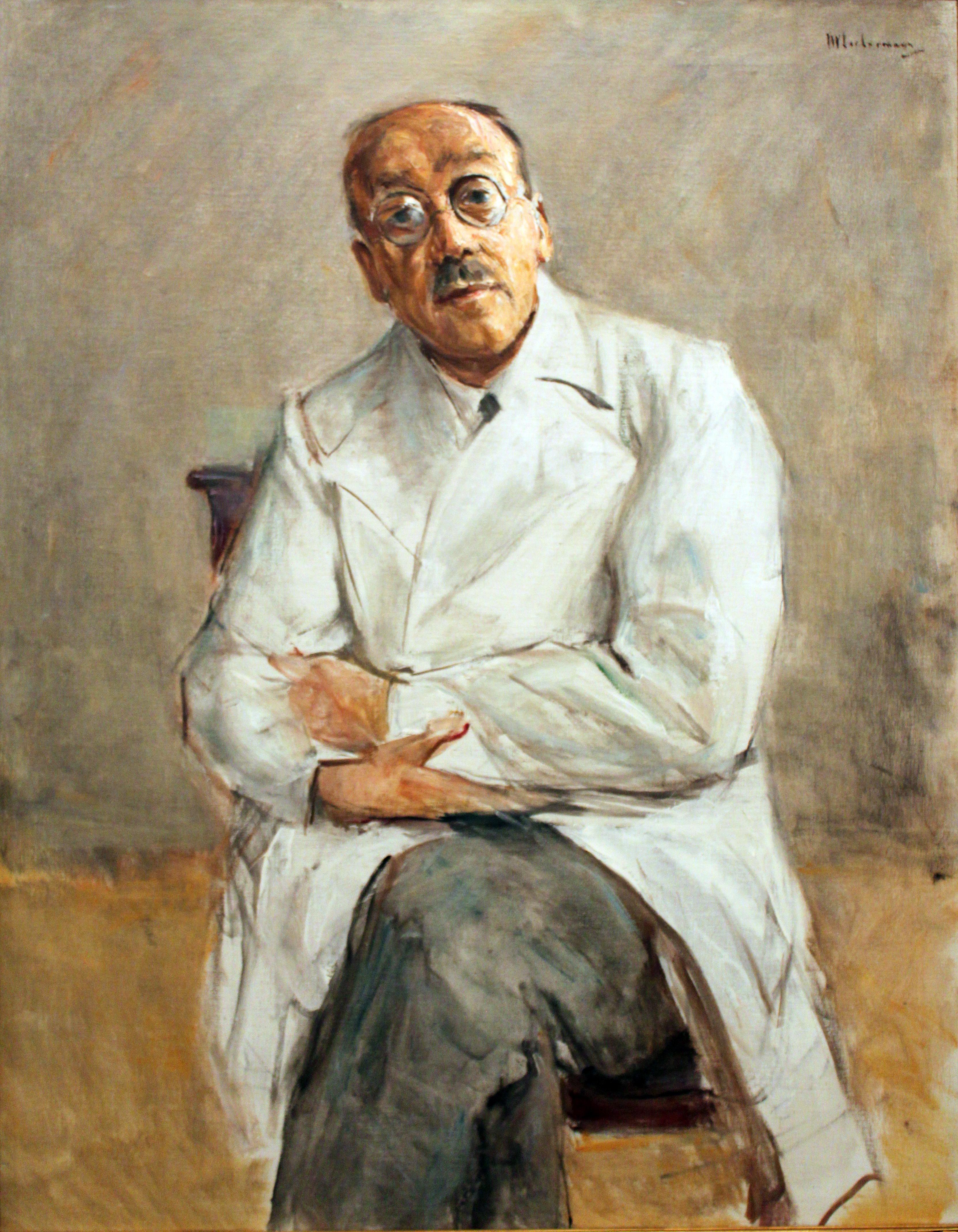 1932 Liebermann Der Chirurg Ferdinand Sauerbruch anagoria.JPG