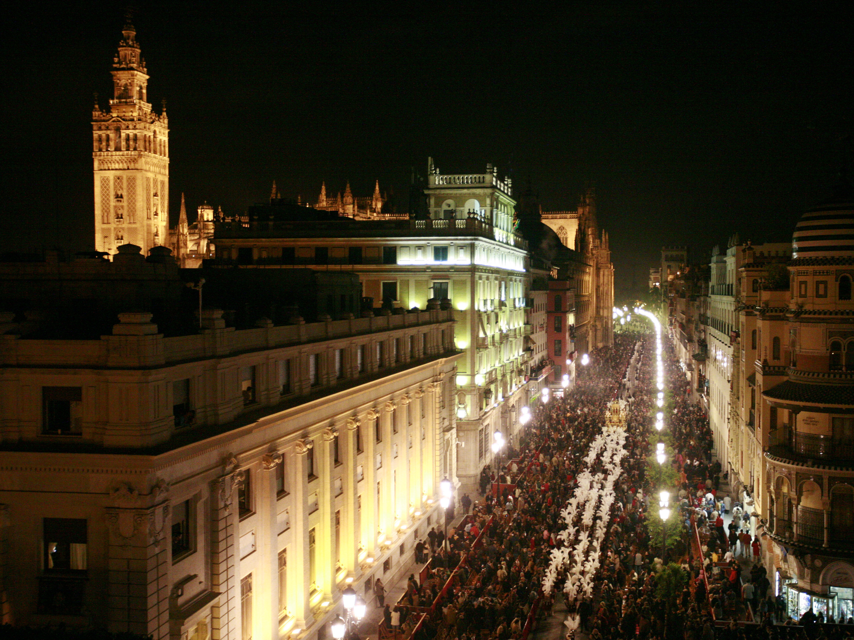 Semana Santa En Sevilla Wikipedia La Enciclopedia Libre