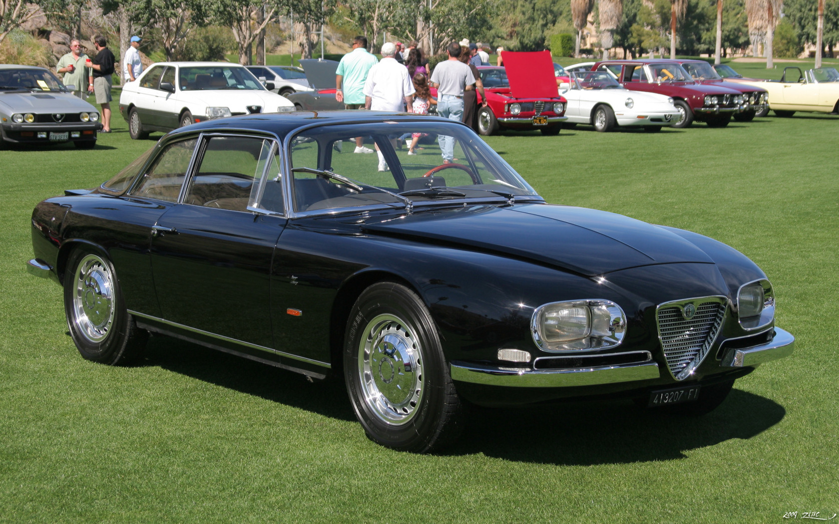 File 1966 Alfa Romeo 2600 Sz Black Fvr2 Jpg