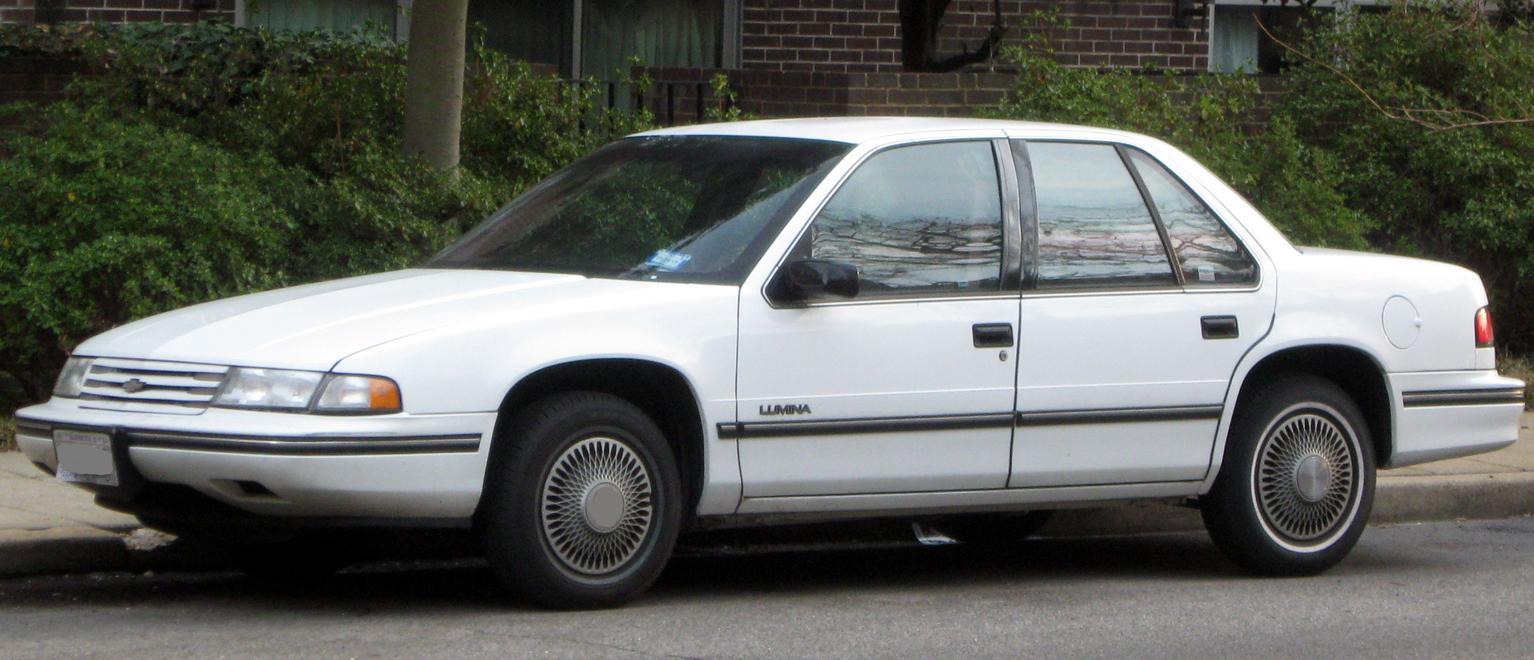 Évaluationsde propriétaires pour Chevrolet Lumina autoHEBDO