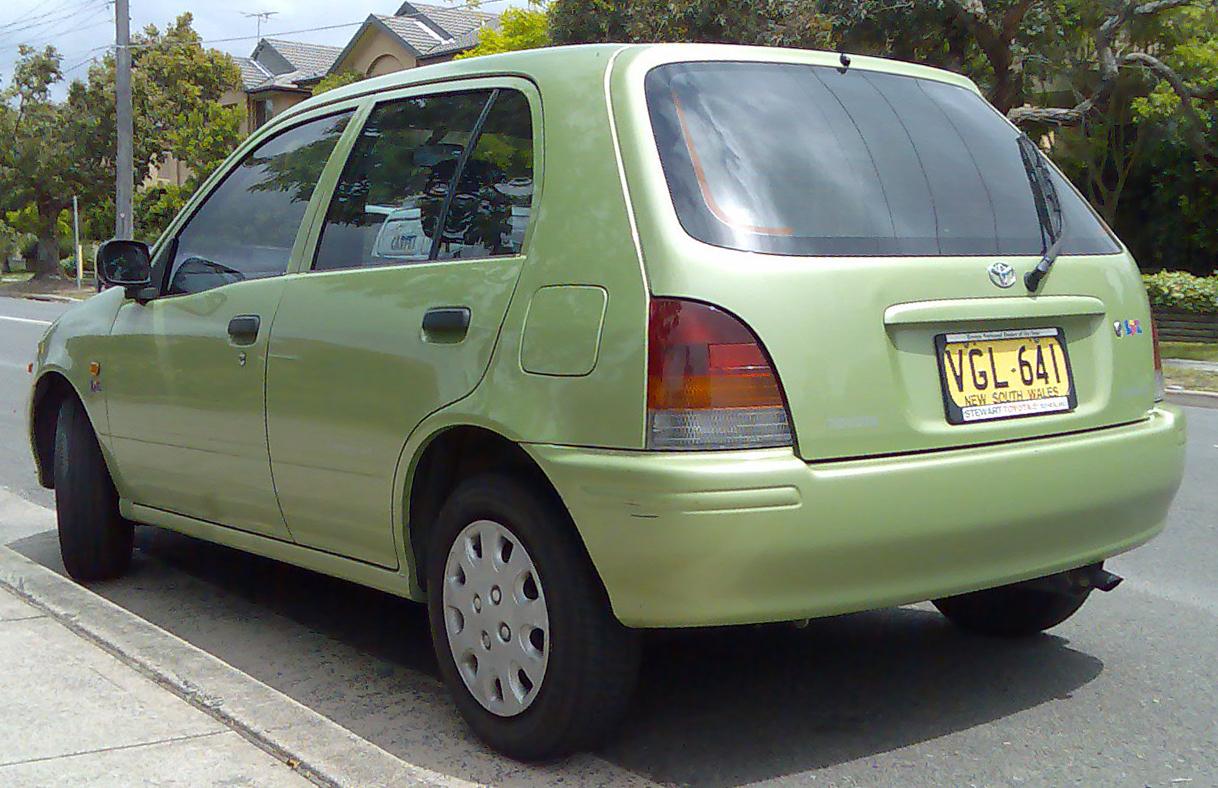 Kelebihan Toyota Starlet 1999 Tangguh