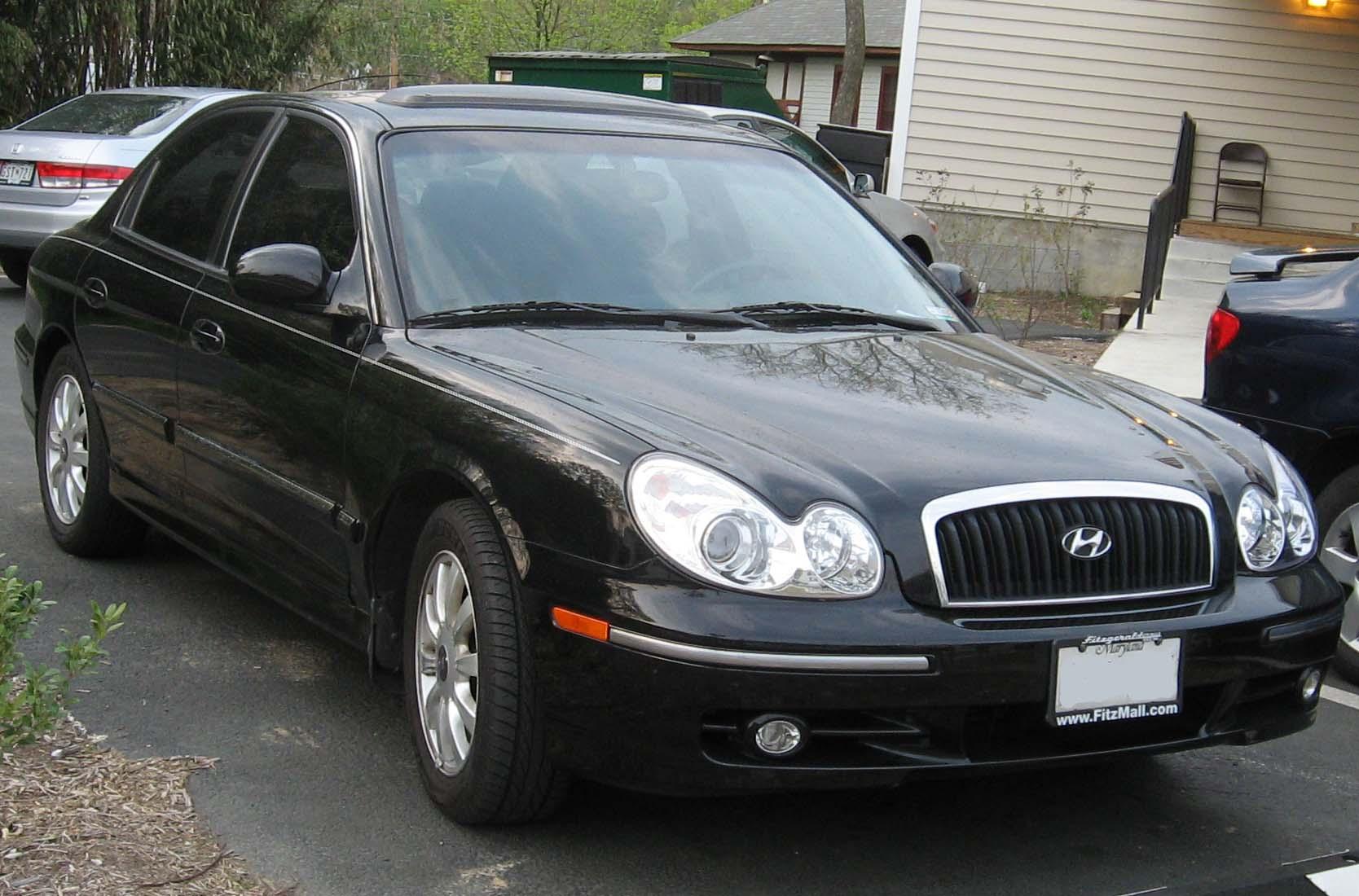 File 2002 04 Hyundai Sonata Jpg Wikimedia Commons