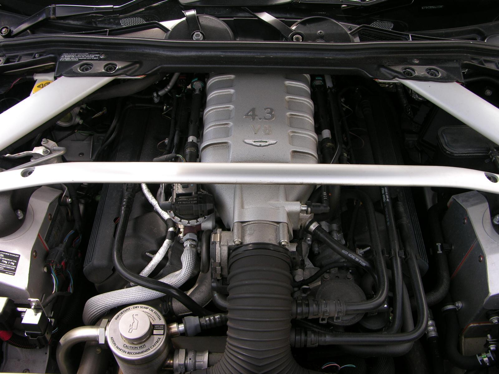 File 2006 Aston Martin V8 Vantage Flickr The Car Spy 21 Jpg Wikimedia Commons