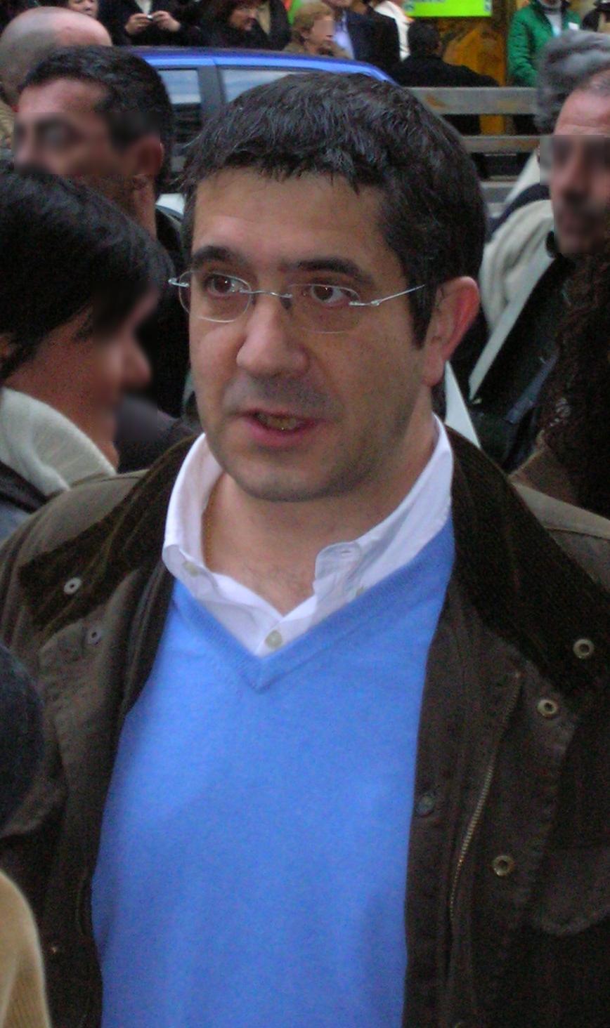 Patxi Lopez