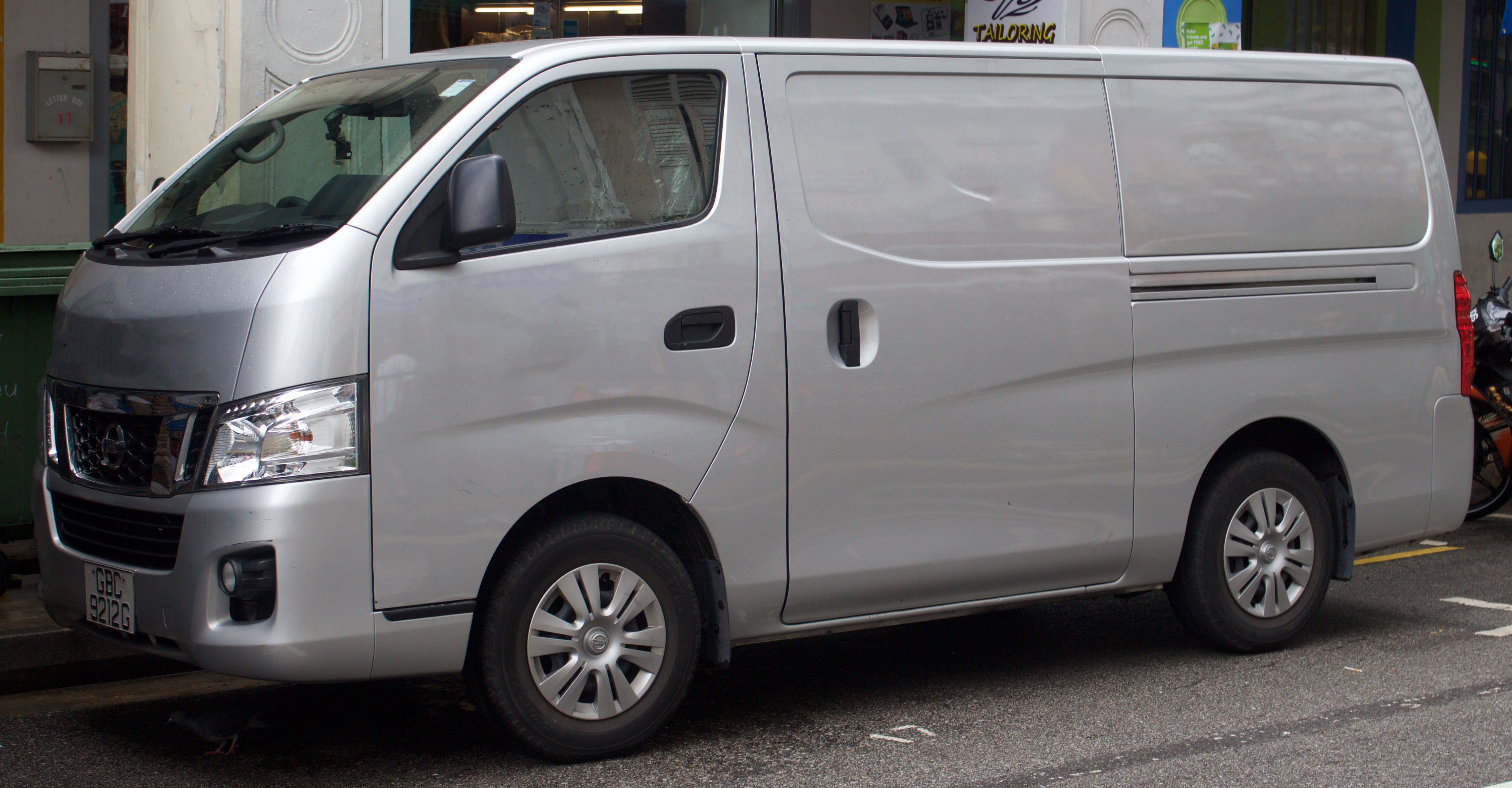 Nissan Caravan - Wikiwand