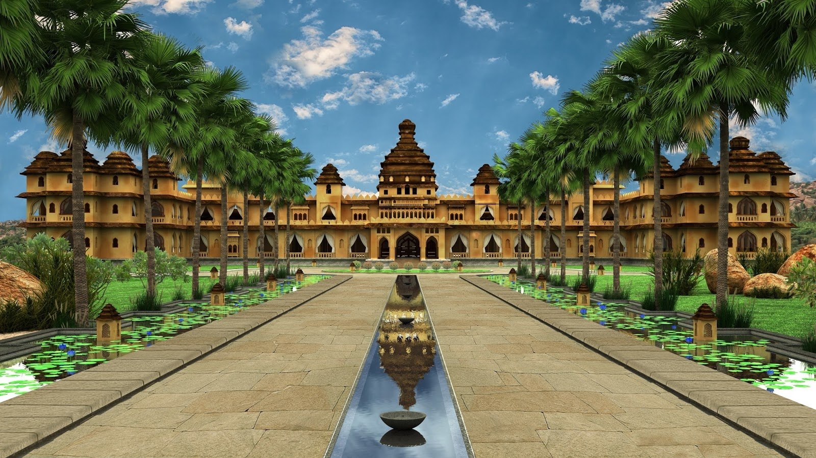 file 3d front view of orange county hampi jpeg wikimedia commons