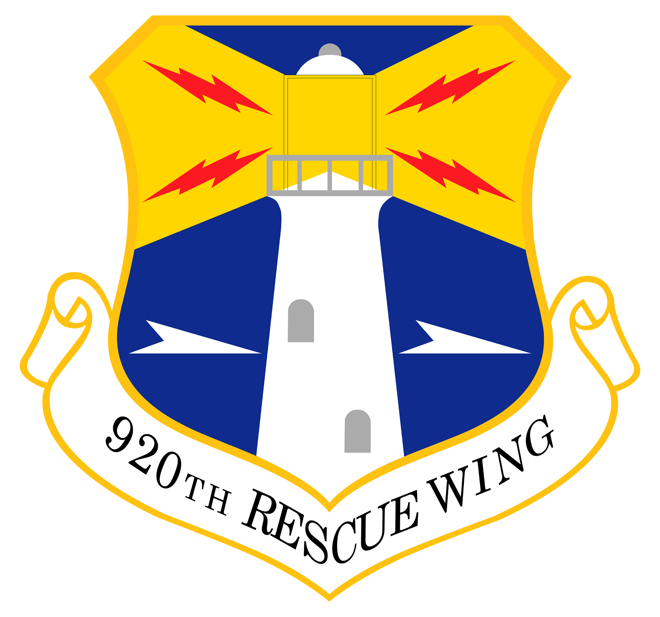 The 920th Rescue Wing (920 RQW) is part of ...