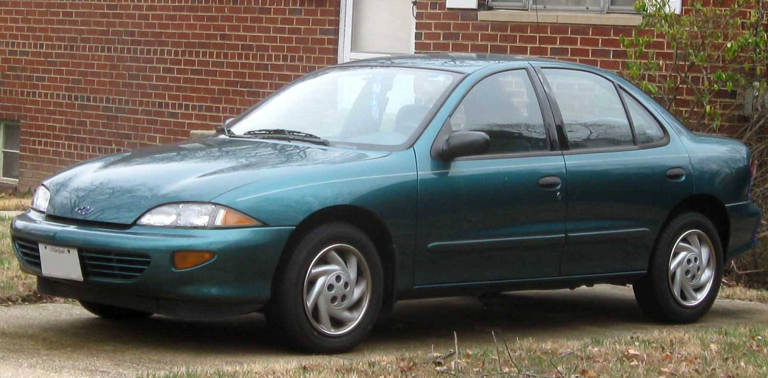 Cavalier chevy cavalier 99 : File:95-99 Chevrolet Cavalier sedan .jpg - Wikimedia Commons