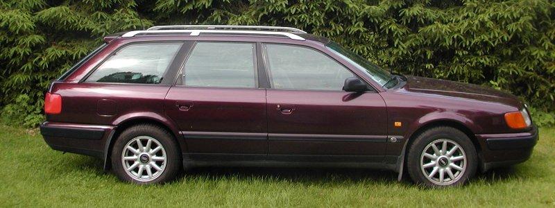 Audi 100 mobi