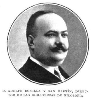 Depiction of Adolfo Bonilla