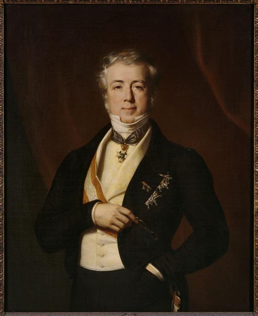Alejandro Aguado, Marqués de las Marismas