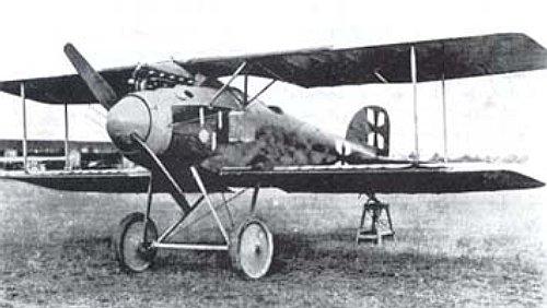 الحرب ال - الحرب العالميه الاولى Albatros_D.II