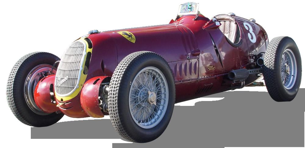 Old Race Car Driver In Heinekin Ad