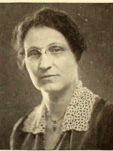 Annie Heloise Abel American historian born in England