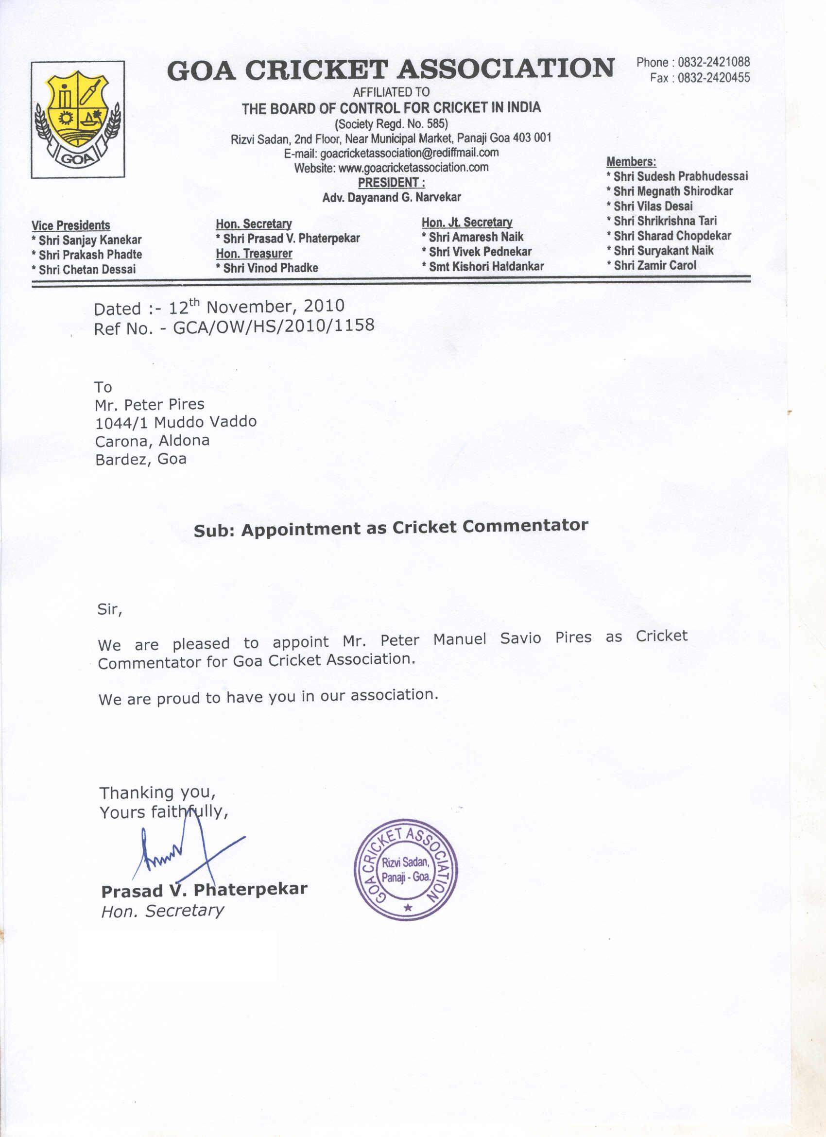 File:Appointment Letter  Letter Of Appointment