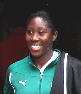 Anita Asante English international association football player