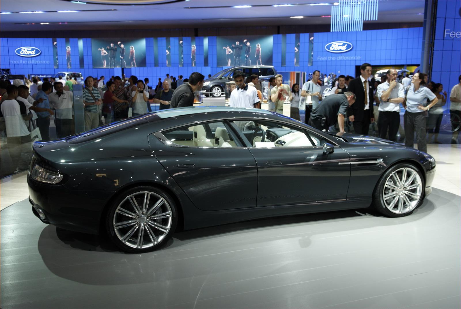 File:Aston Martin Rapide concept - 11 - Flickr - inkiboo ... | aston martin rapide concept