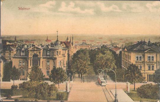 Weimar Hotel  Sterne