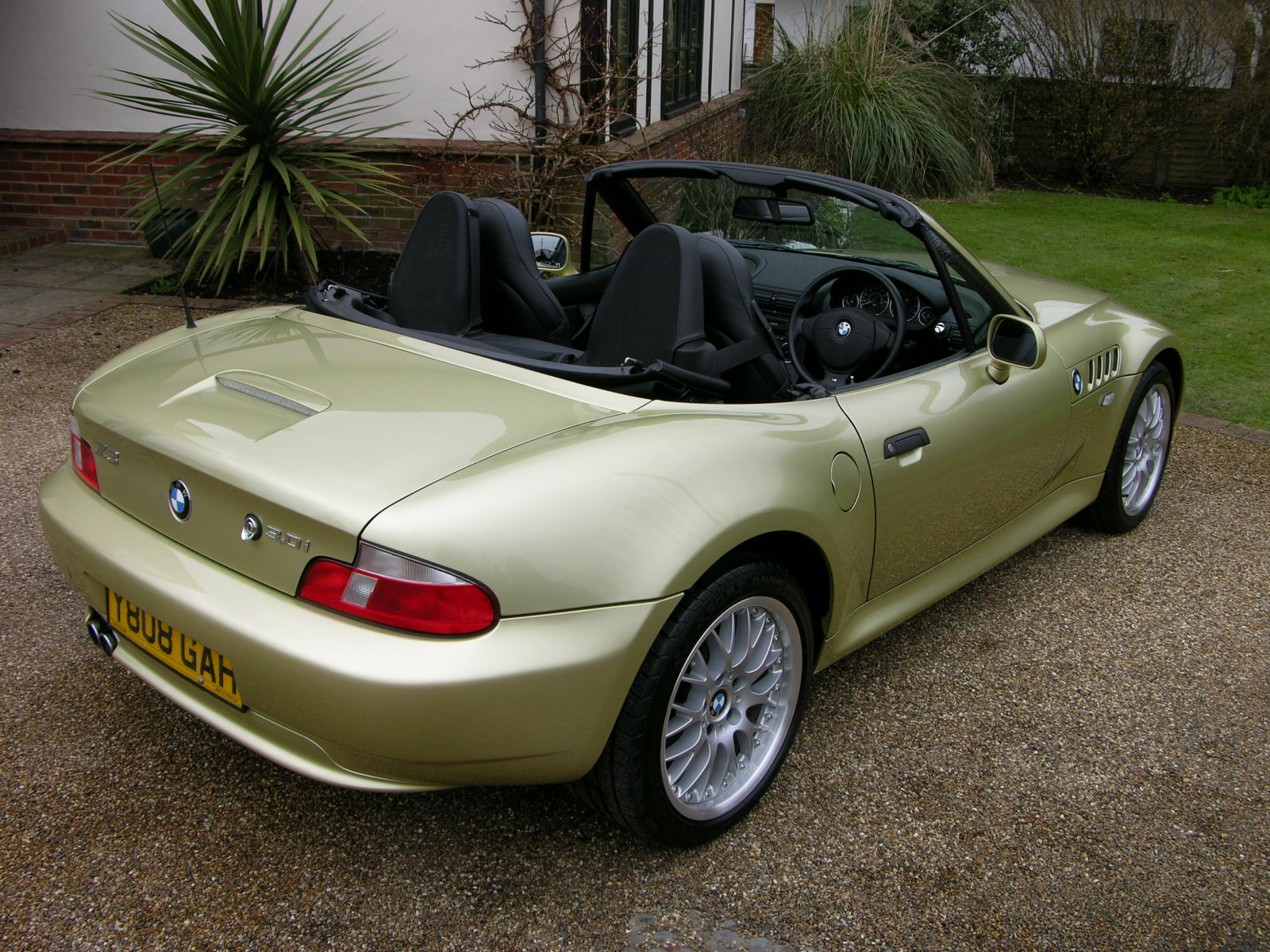 2000 Bmw Z3 3 0i Coupe Automatic Related Infomation